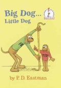Big Dog Little Dog (Hardcover)