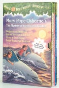 Magic Tree House Collection 3 Books 9-12: Dolphins at Daybreak/Ghost Town at Sundown/Lions at Lunchtime/Polar Bea... (Paperback)