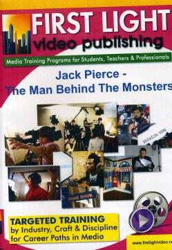 Jack Pierce: The Man Behind the Monsters (DVD)