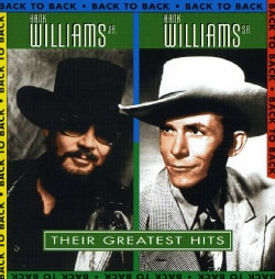 Hank Jr. Williams - Their Greatest Hits