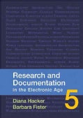 Research and Documentation in the Electronic Age (Spiral bound)
