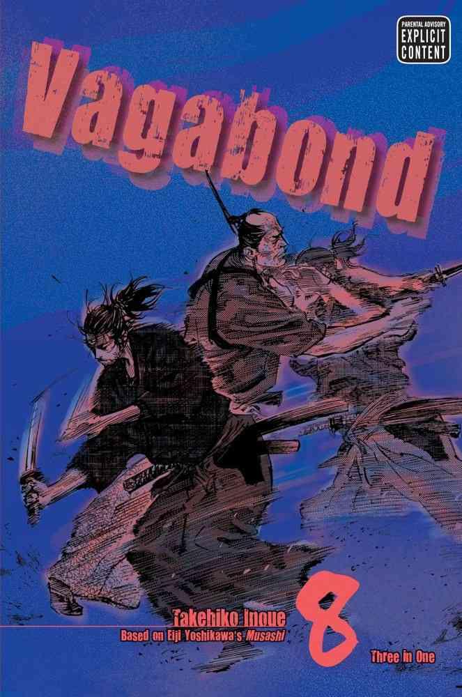 Vagabond 8: Confrontation Vizbig Edition (Paperback)