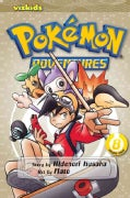 Pokemon Adventures 8: Gold & Silver (Paperback)