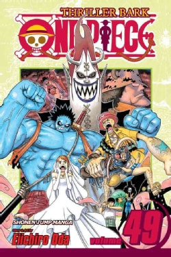 One Piece 49: Nightmare Luffy (Paperback)