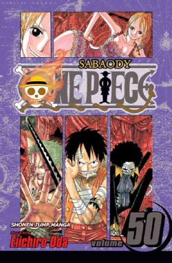 One Piece 50: Arriving Again (Paperback)