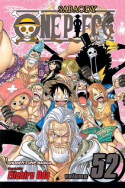 One Piece 52: Roger and Rayleigh (Paperback)