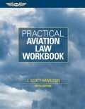 Practical Aviation Law Workbook (Paperback)