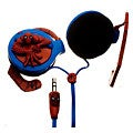 Nemo Digital Spider-man 3D Wrap Around Headphones