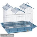 Prevue Pet Products SP856 Clean Life Triple Roof Cage