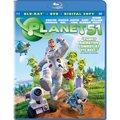 Planet 51 (Blu-ray/DVD)