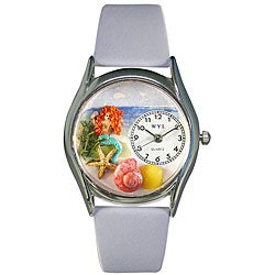Whimsical Women's Mermaid Theme Watch