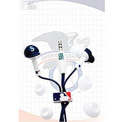 Nemo Digital MLF10114SE MLB Seattle Mariners Batting Helmet Headphones