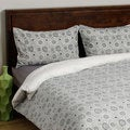 Cornflower Blue Duvet Cover Set (India)