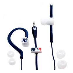 Nemo Digital MLB New York Yankees Earphones