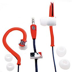 Nemo Digital MLB St. Louis Cardinals Jogger's Earphones