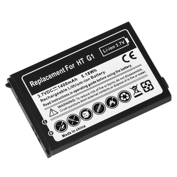 Eforcity Li-lon Battery for HTC G1 Google