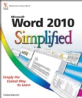 Word 2010 Simplified (Paperback)