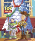 Woody's White Christmas (Board book)