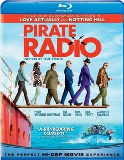 Pirate Radio (Blu-ray Disc)