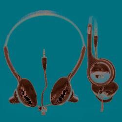 Nemo Digital MLF10117HO MLB Houston Astros Batting Helmet Overhead Headphones