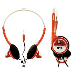 Nemo Digital MLF10117STL St Louis Cardinals Batting Helmet Overhead Headphones