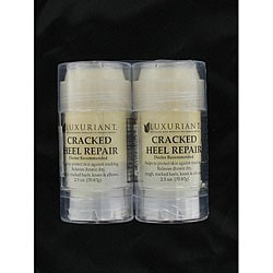 Luxuriant 2.5-ounce Cracked Heel Repair (Pack of 2)