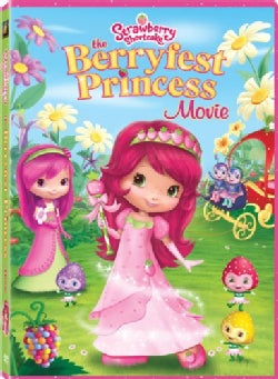 Strawberry Shortcake: The Berryfest Princess (DVD)