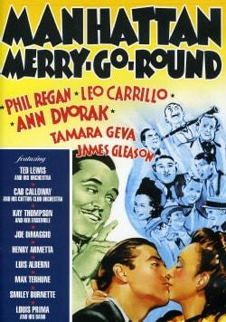 Manhattan Merry-Go-Round (DVD)
