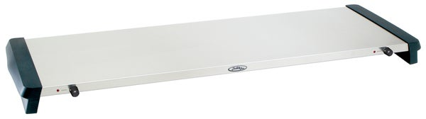 Broil King NWT-40S Jumbo Dual-control Stainless Steel Warming Tray