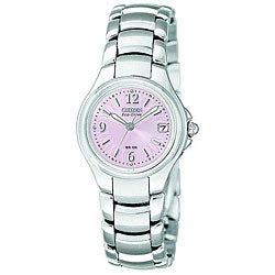 Citizen Women's Eco-Drive Silhoutte Sports Watch