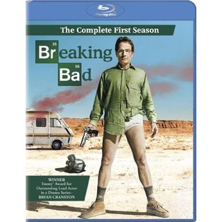 Breaking Bad: The Complete First Season (Blu-ray Disc) 6225471