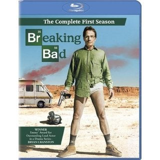 Breaking Bad: The Complete First Season (Blu-ray Disc)