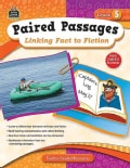 Paired Passages: Linking Fact to Fiction Grade 5 (Paperback)