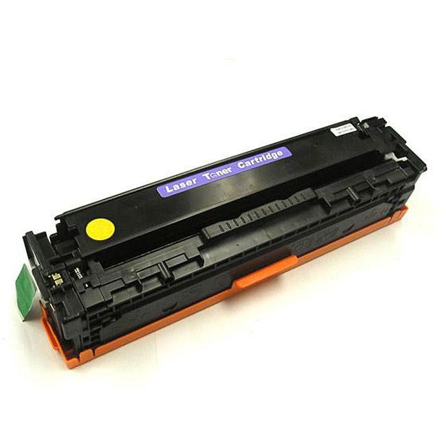 HP CC532A Premium Compatible Laser Toner Cartridge-Yellow