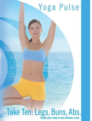 Yoga Pulse: Take Ten: Sculpt Your Body in 10 Minutes a Day: Legs, Buns, Abs (DVD)