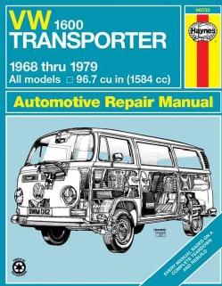 Vw Transporter 1600 68-79 (Paperback)