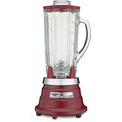 Waring PBB204 Professional Chili Red Bar Blender **with Mail-in Offer**