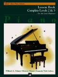 Alfred's Basic Piano Library: Piano Lesson Book, Complete Levels 2 & 4 for the Later Beginner (Paperback)