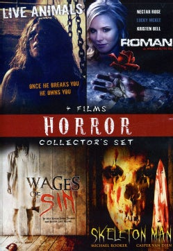 Horror Collector's Set Vol. 3 (DVD)