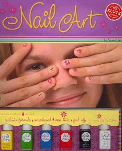 Nail Art (Paperback)