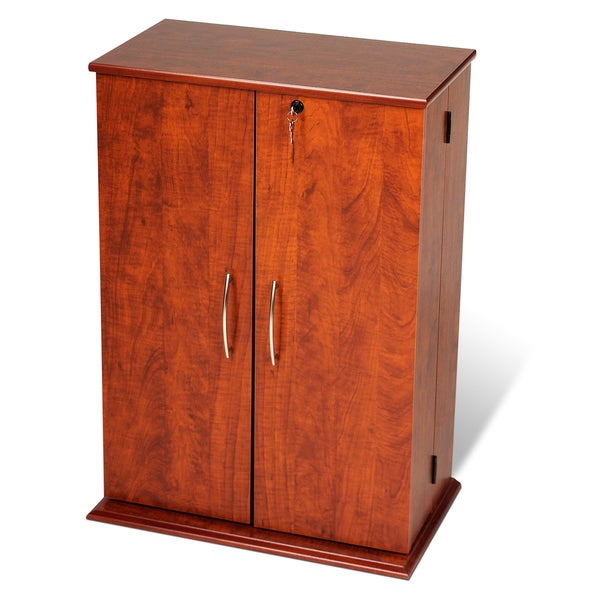 Locking Media Storage Cabinet 504273
