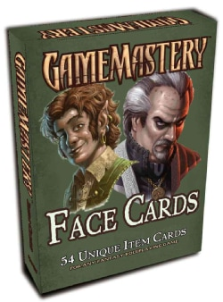 GameMastery Enemies Face Cards (Cards)