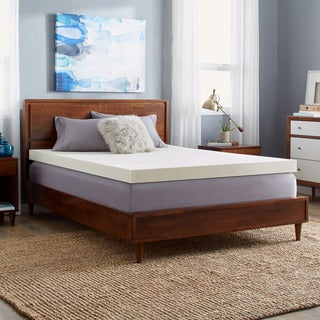 Slumber Solutions 3-inch Memory Foam Mattress Topper