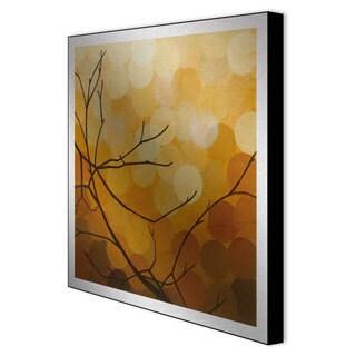 Sean Jacobs 'Autumn Shade II' Metal Art Print