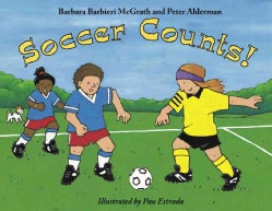 Soccer Counts! (Paperback)