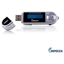 Impecca MP-1202 2GB Silver MP3 Player