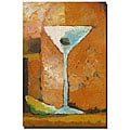 Adam Kadmos 'Martini Grande' Gallery-wrapped Canvas Art