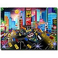 Herbert Hofer 'Times Square' Canvas Art