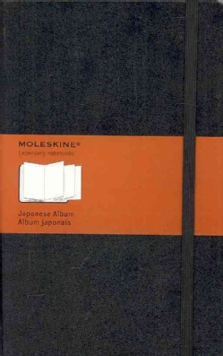 Moleskine Japanese Album (Notebook / blank book)
