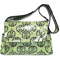 Trend Lab Vintage Messenger Diaper Bag